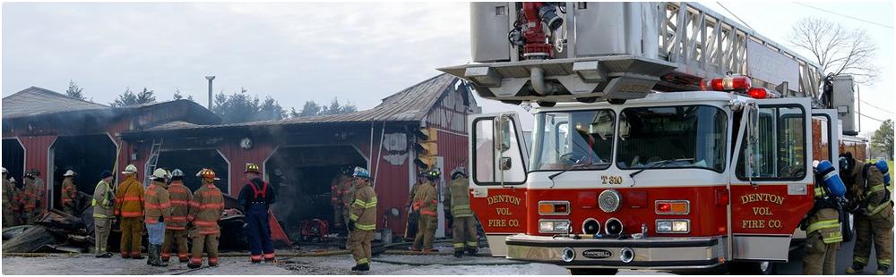 Links - Denton Volunteer Fire Company